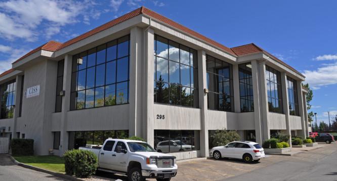 Lansdowne - Commercial Properties - 295 Midpark Way SE, Calgary, AB - Atrium - 666x358